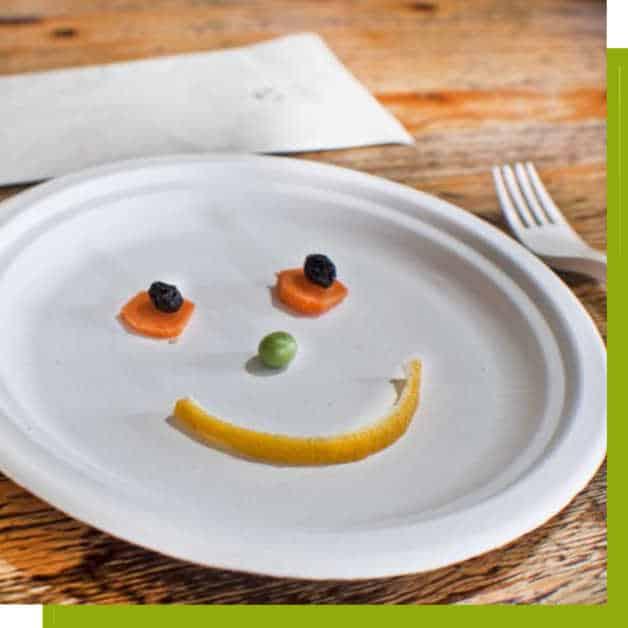 Montesano S/M. Da lunedì la mensa scolastica sarà  plastic free