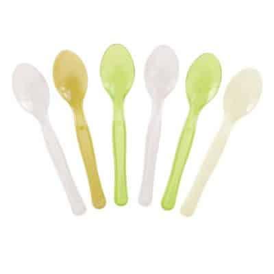 Cucchiaio-dessert-biodegradabile-e-compostabilein-pla-12-cm