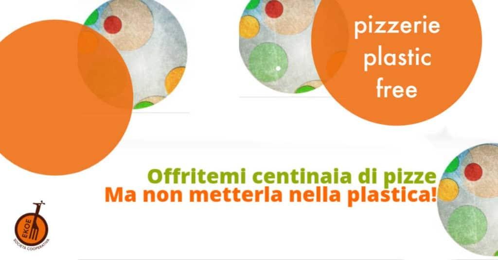 pizzeria plastic free